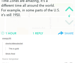 truth, tumblr, and time zones image