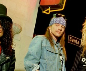 90's, axl rose, and boys image