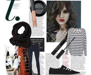 beauty, Polyvore, and fashion image