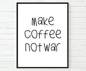 etsy, quote, and coffee quote image