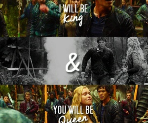 together., the 100, and clarke griffin image
