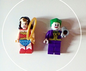 coringa, lego, and Supergirl image