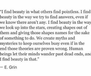 answers, beauty, and brain image
