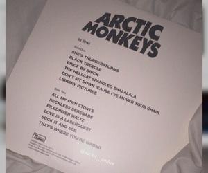 band, alternative, and arctic monkeys image