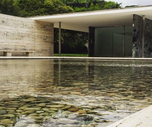 architecture, bauhaus, and Barcelona image