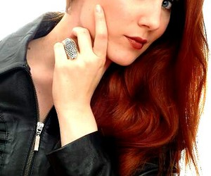 Epica, girl, and hair image