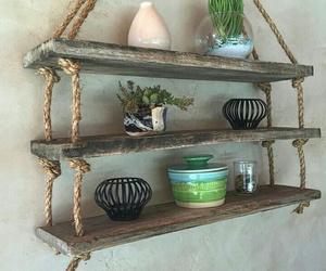 diy, plants, and wood image