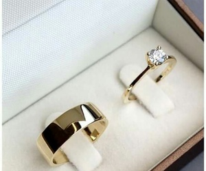 future, marriage, and rings image