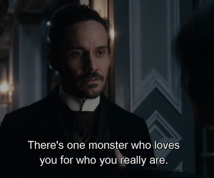 Dracula, monster, and quote image