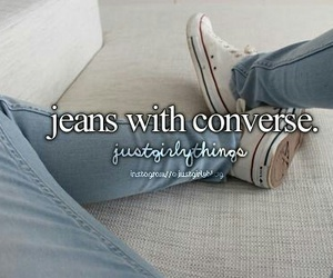 converse, girls, and just girls image