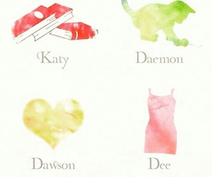 daemon black, katy swartz, and saga lux image