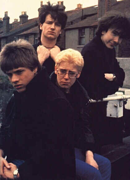 Image about vintage in U2 by Peace and rock on We Heart It