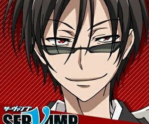 anime, manga, and servamp image