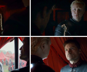 Jaime, got, and brienne image