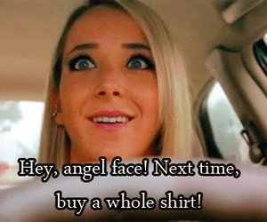 jenna marbles, funny, and shirt image