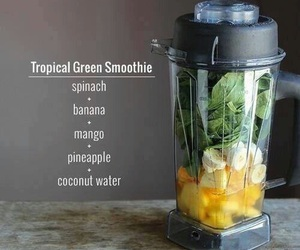 healthy, smoothie, and food image