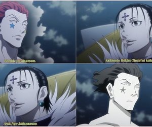 hxh, hunter x hunter 2011, and hisoka image