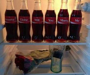 coca cola, marry, and coke image