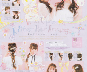 flowers, kawaii, and makeup image