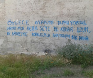 quotes, turkish quotes, and duvar yazısı image