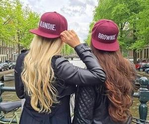 friends, friendship, and blondie image