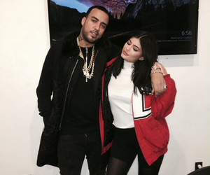 new, kylie jenner, and french montana image