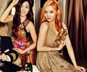 tiffany, seohyun, and seofany image