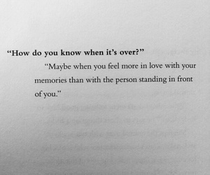 love, quotes, and memories image