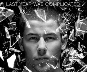 nick jonas, music, and album image