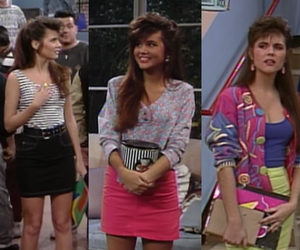 outfit, clothes, and saved by the bell image