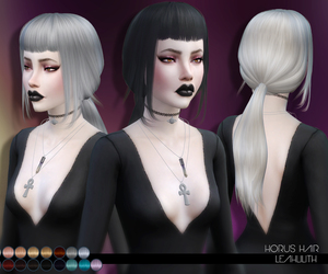 hair, sims, and the sims image