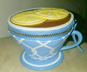 accessories, blue, and china image