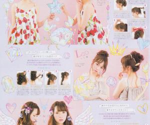 cherry, fashion, and kawaii image