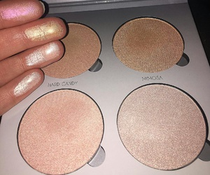 anastasia, highlighter, and gorgeous image
