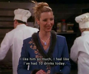 friends, phoebe, and quotes image