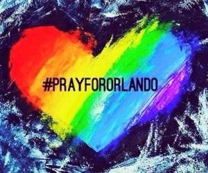 orlando, pray, and prayfororlando image