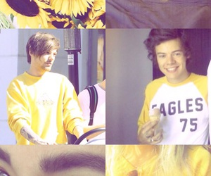 louis, white, and yellow image
