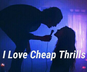 cheap thrills, Lyrics, and music image