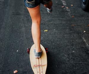 skate, skateboard, and longboard image