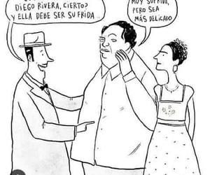 Diego Rivera, Frida, and kahlo image