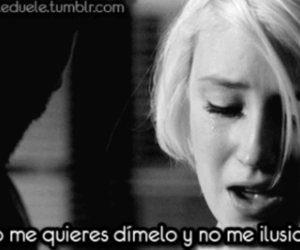 frases, ilusion, and cry image