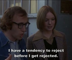 quotes, woody allen, and play it again sam image