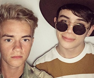 jack johnson and hayes grier image