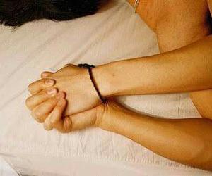 hands love image