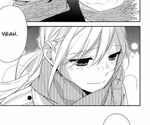 anime, manga, and shojo image