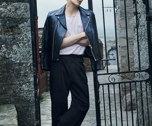 jung il woo and instyle image