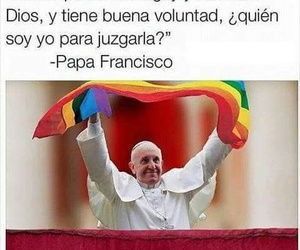 gay and papa francisco image
