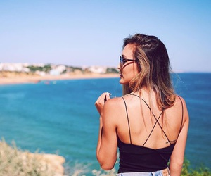 laurdiy, beach, and tumblr image