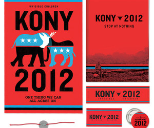 kony, kony2012, and stop at nothing image