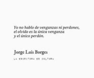 frase, jorge luis borges, and poeta image